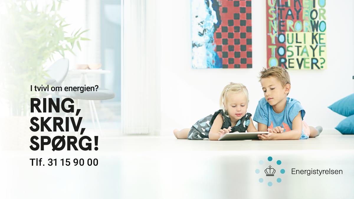 SparEnergi.dk på Facebook spar energi