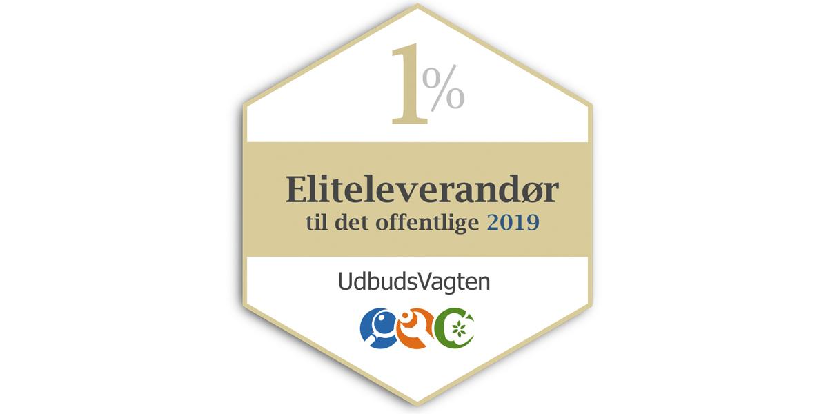Elite supplier for public authorities