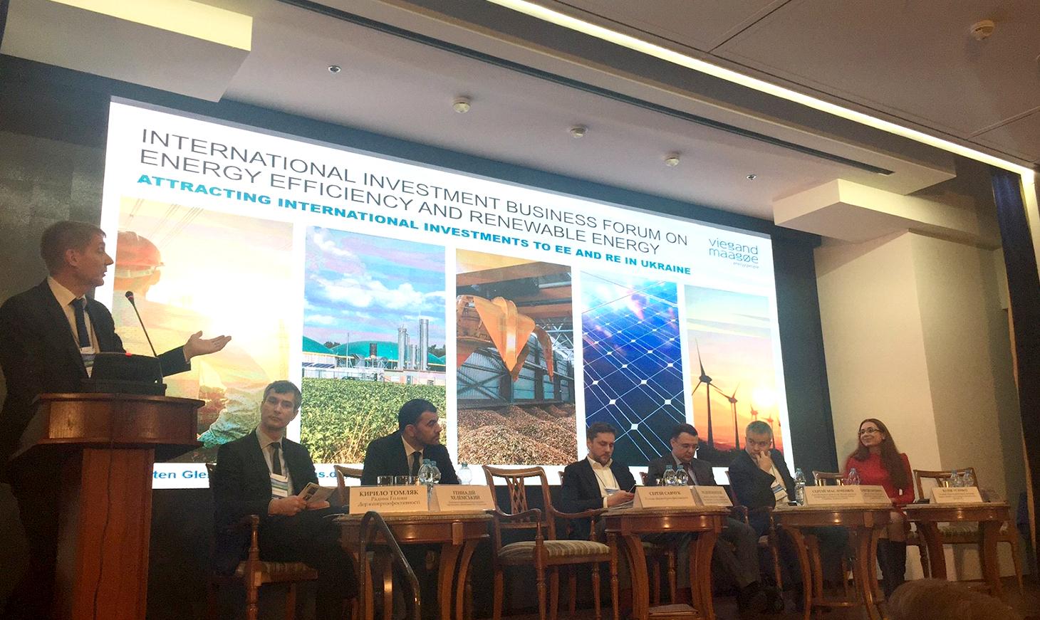 Investeringsplatform Ukraine - møde