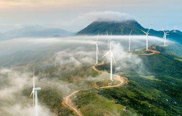 strategi international wind power energy