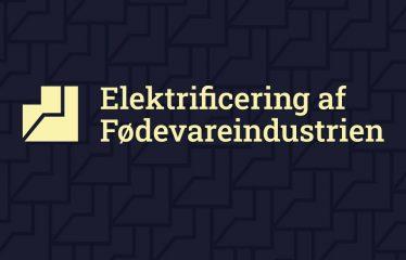 elektrificering af fødevareindustrien