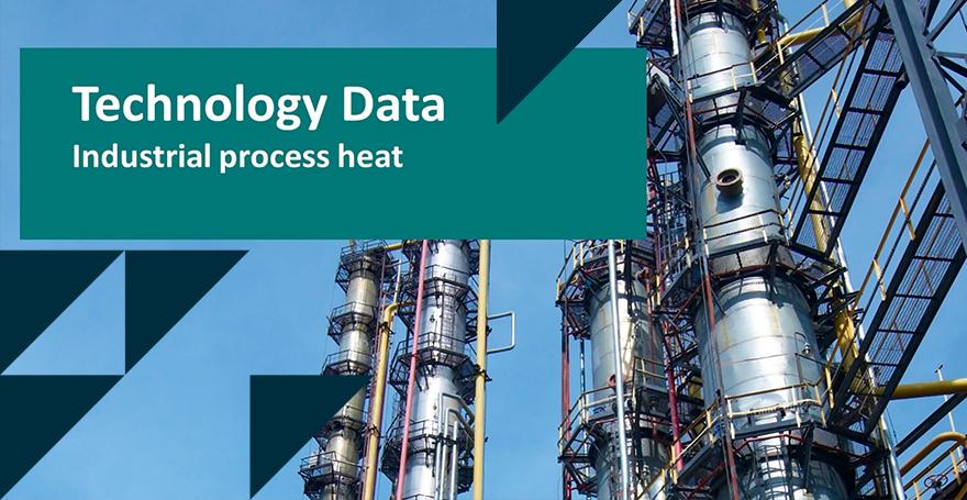 Teknologikatalog for industriel procesvarme
