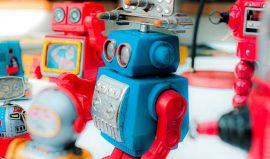 robotterne kommer ai kunstig intelligens