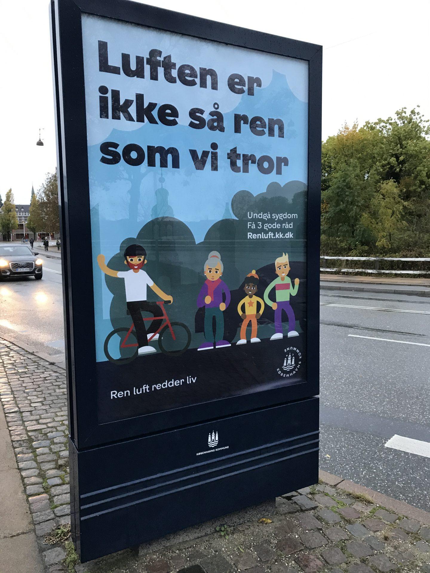 Kampagne ren luft redder liv